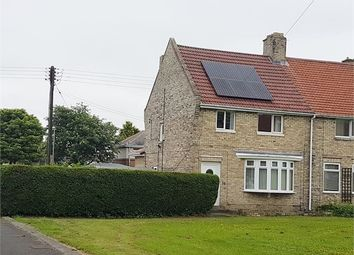 Thumbnail 2 bedroom end terrace house for sale in Broadpool Green, Whickham, Newcastle Upon Tyne.