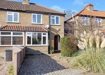 Thumbnail 3 bed end terrace house for sale in Leyland Avenue, St.Albans
