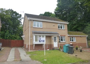 Thumbnail 2 bed semi-detached house for sale in Meigle Road, Airdrie