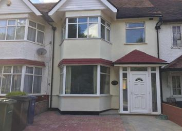 Thumbnail 4 bed terraced house to rent in Mayfield Avenue, Finchley
