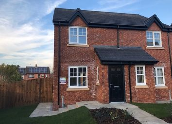 Thumbnail 2 bed semi-detached house to rent in Mosedale Road, Middleton, Manchester