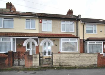 Thumbnail 3 bed terraced house for sale in Fitzgerald Road, Lower Knowle, Bristol