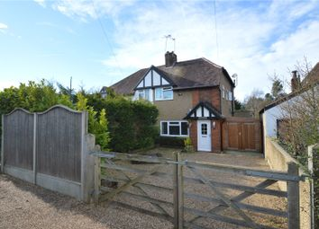 Thumbnail 3 bed semi-detached house for sale in Farm Road, Taplow, Buckinghamshire