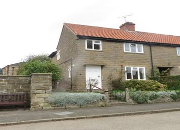 Thumbnail 3 bed cottage to rent in Main Street, Gillamoor, York