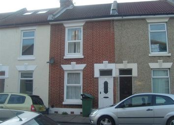 Thumbnail 3 bed property to rent in Beatrice Road, Southsea