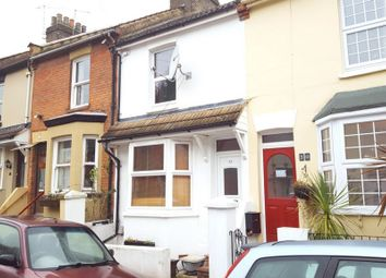 Thumbnail 3 bed terraced house for sale in Bright Road, Chatham