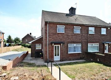 Thumbnail 2 bedroom semi-detached house to rent in Bains Grove, Chesterton, Newcastle-Under-Lyme