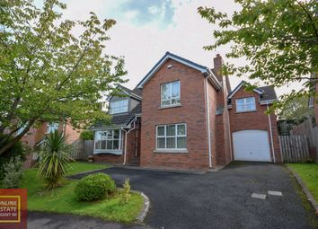 Thumbnail 4 bed detached house for sale in Greenvale Avenue, Antrim