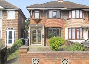 Thumbnail 3 bed semi-detached house to rent in Church Lane, West Bromwich