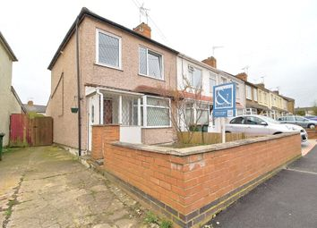 Thumbnail 3 bedroom end terrace house to rent in Meadow Road, Holbrooks, Coventry, West Midlands