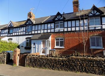 Thumbnail 2 bed terraced house to rent in Chester Road, Westgate-On-Sea