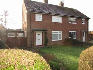 Thumbnail 3 bed semi-detached house for sale in Greydells Road, Stevenage