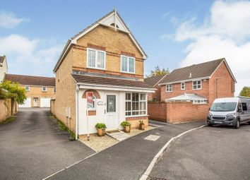 Thumbnail 3 bed detached house for sale in Fosse Close, Yeovil