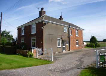 Thumbnail 3 bed semi-detached house to rent in Farm Cottages, Low Melwood Farm, Owston Ferry