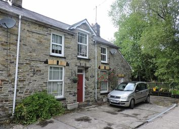 Thumbnail 3 bed end terrace house for sale in Drefach, Llanybydder