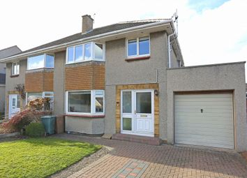 Thumbnail 3 bed semi-detached house for sale in 27 Riccarton Mains Road, Currie