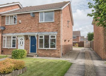 Thumbnail 2 bedroom town house for sale in Orrin Close, Woodthorpe, York