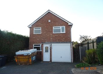 Thumbnail 3 bed detached house to rent in Mill Lane, Bulkington, Bedworth