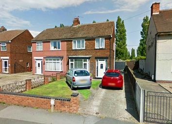 Thumbnail 3 bed semi-detached house for sale in Cemetery Road, Scunthorpe, Lincolnshire