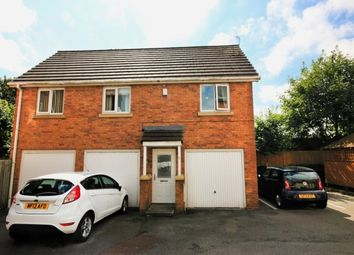Thumbnail 2 bedroom flat for sale in Meadow View, Orrell, Wigan