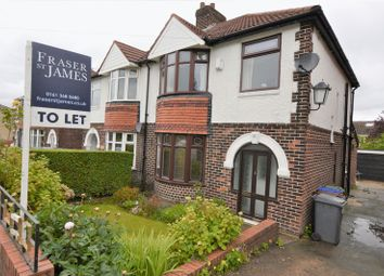 Thumbnail 3 bed semi-detached house to rent in Huddersfield Road, Stalybridge