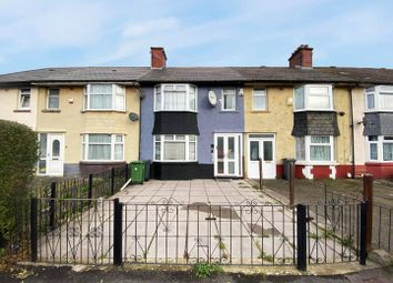 Thumbnail 3 bed terraced house for sale in Whitaker Road, Tremorfa, Cardiff