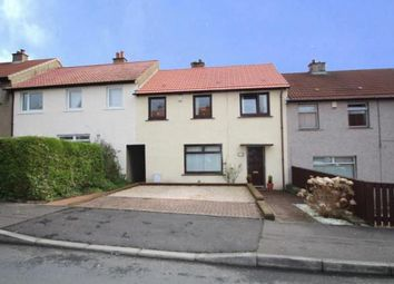 Thumbnail 3 bed terraced house for sale in Hendry Crescent, Kirkcaldy, Fife