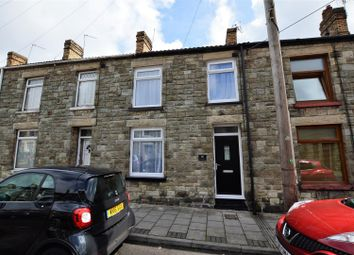 Thumbnail 3 bed terraced house for sale in Mackworth Street, Bridgend