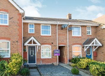 Thumbnail 2 bed terraced house for sale in Dickens Lane, Basingstoke