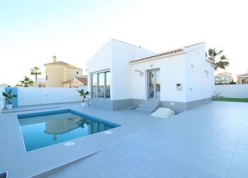 Thumbnail 3 bed villa for sale in La Florida, Orihuela Costa, Alicante, Valencia, Spain