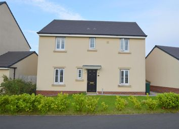 Thumbnail 4 bedroom detached house for sale in Rhodfa'r Ceffyl, Carway, Kidwelly