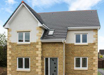 Thumbnail 5 bedroom detached house for sale in Woodlea Gardens, Bonnybridge, Falkirk