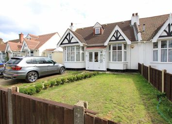 Thumbnail 5 bed semi-detached bungalow for sale in Levett Gardens, Ilford, Essex