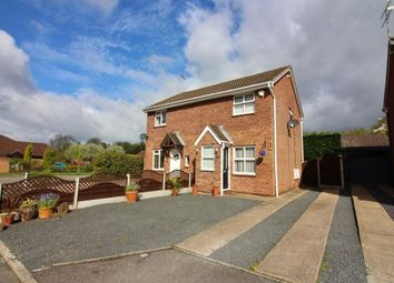 Thumbnail 2 bed semi-detached house for sale in Cornhill Grove, Kenilworth