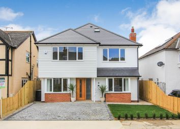 Thumbnail 5 bed detached house for sale in Manor Road, Tankerton, Whitstable