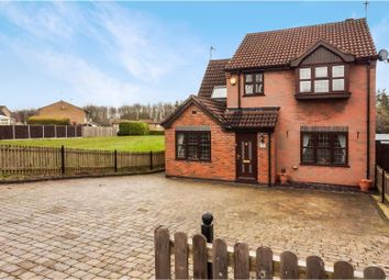 Thumbnail 4 bed detached house for sale in Fairway Road, Loughborough