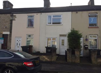 Thumbnail 2 bedroom terraced house to rent in Percival Street, Peterborough