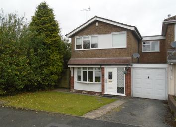Thumbnail 4 bed property for sale in Knighton Road, Cannock
