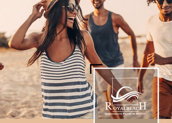 Thumbnail 1 bed chalet for sale in Royal Beach Hurghada, Al Hayaa, Egypt