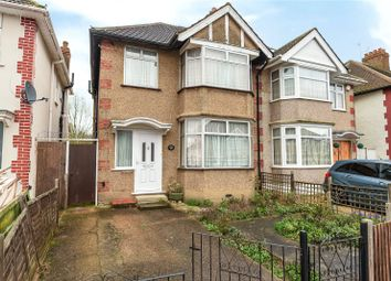 Thumbnail 3 bed semi-detached house for sale in Park Lane, Harrow, Middlesex