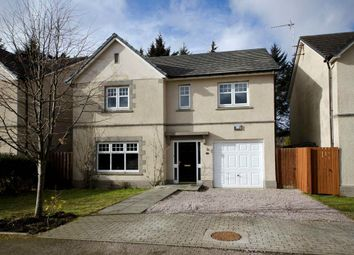 Thumbnail 5 bed detached house for sale in King Robert's Way, Bridge Of Don, Aberdeen