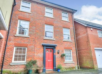 Thumbnail 4 bed town house for sale in Maltsters Yard, Norwich