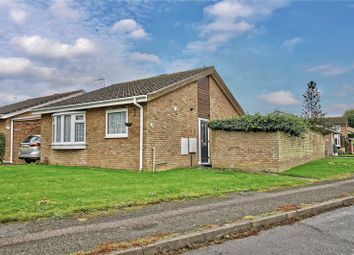 Thumbnail 2 bed bungalow for sale in Simpkin Close, Eaton Socon, St. Neots