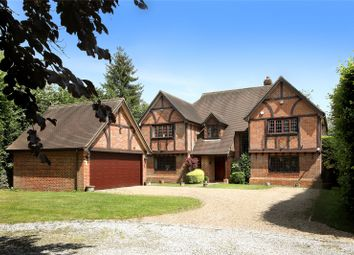 Thumbnail 5 bedroom detached house for sale in Gurney Close, Beaconsfield, Buckinghamshire