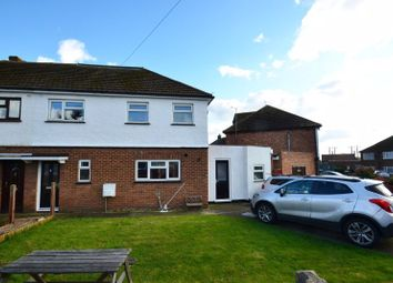 Thumbnail 4 bed semi-detached house for sale in New Road, Minster On Sea, Sheerness
