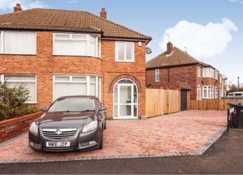 3 bed semi-detached house for sale in Ashbourne Road, Wigston LE18