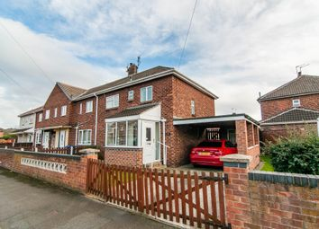 Thumbnail 3 bedroom end terrace house for sale in Norwood Drive, Bentley, Doncaster