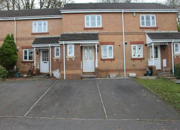 Thumbnail 2 bed terraced house for sale in Rowland Drive, Castle View, Caerphilly