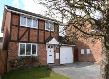 Thumbnail 3 bed detached house to rent in Tippits Mead, Bracknell, Berkshire
