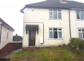 Thumbnail 3 bedroom semi-detached house for sale in Longbank Road, Tividale, Oldbury